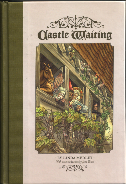 Linda Medley's Castle Waiting