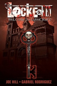 Locke & Key Vol. 1 cover