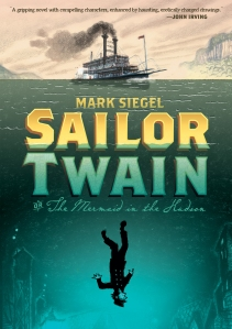 Sailor Twain cover