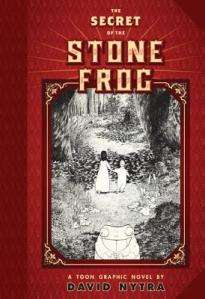 Secret of the Stone Frog cover