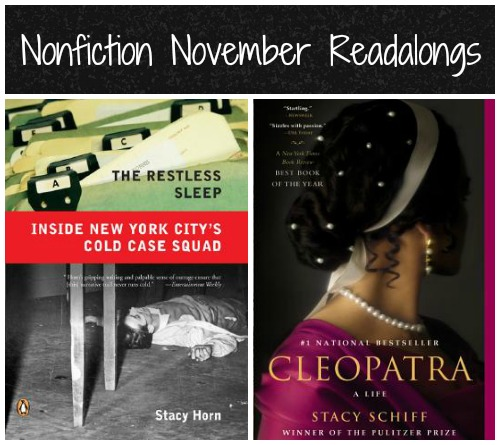 nonfiction november readalongs